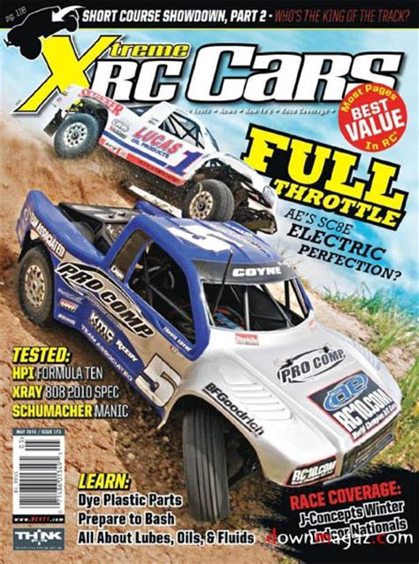 xtreme rc cars     magazines