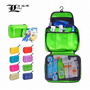 wash bag female man travel kit bag business travel With bathroom in a bag