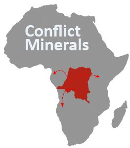 rohs reach conflict minerals