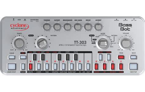 Bass Bot Tt303 The Best Clone Of Tb303
