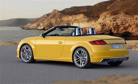 2015 Audi Tts Roadster Photos, Specs And Review Rs
