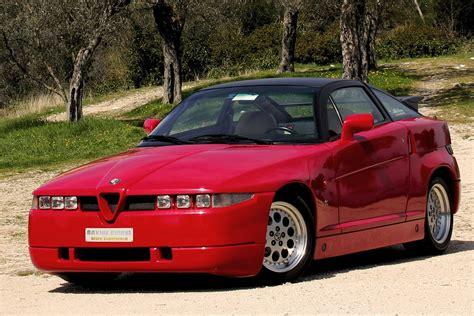 Alfa Romeo Sz  Davide Cironi Drive Experience (engsubs
