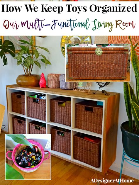 The Living Room Toys by How We Blend Storage With Our Decor A Designer At Home