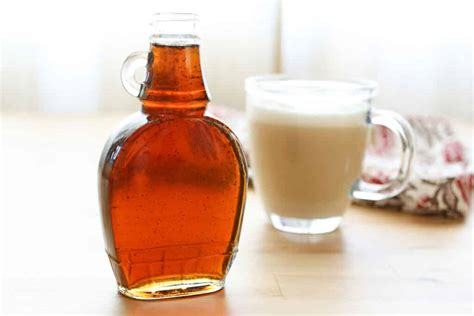 At $5 a pop, however, it can be expensive to make it a daily habit. How To Make Vanilla Coffee Syrup | barefeetinthekitchen.com