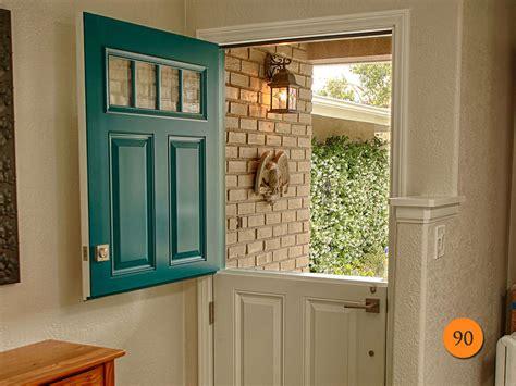 Doors : 50 Dutch Doors To Inspire You