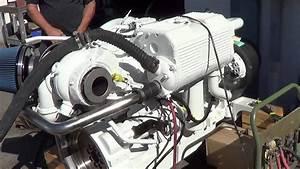 Cummins Marine Qsc 600 Engine Test For Pwe Usa