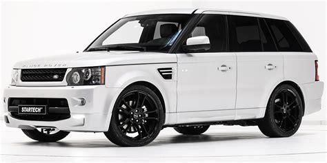 2010 Range Rover Sport by Range Rover Sport 2010 2013 Tuning Startech Startech