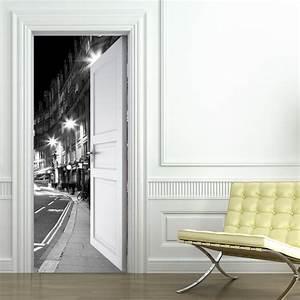 Kit Deco Porte Interieur : stickers porte london des prix 50 moins cher qu 39 en magasin ~ Melissatoandfro.com Idées de Décoration