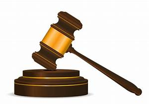 Auctioneer Gavel Clipart - Clipart Suggest