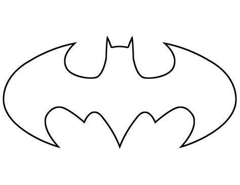 batman clipart 45 batman symbol template free cliparts that you can download to you