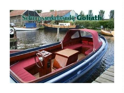 Sk Vlet by Sk Vlet 6 50 In Friesland Power Boats Used 10299 Inautia