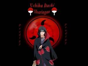Itachi Uchiha Wallpapers Sharingan