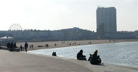 cuaca kent musim dingin  mengakhiri meninggalkan kent lebih panas  spanyol