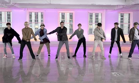 bts  jimmy fallon   fortnite dance challenge time