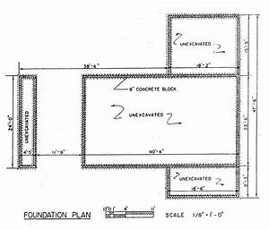 house foundation plans - 28 images - residential house