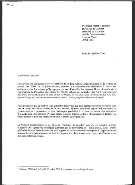 modele de lettre pour le president de la republique gratuit modele lettre a un ministre gratuit document
