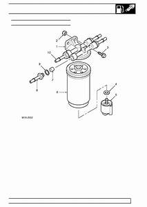 Land Rover Workshop Manuals  U0026gt  Td5 Defender  U0026gt  Fuel System  U0026gt  Fuel Filter