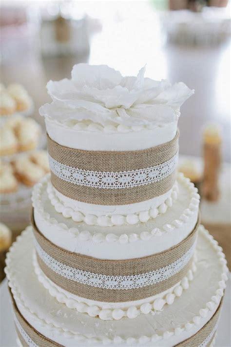 rustic burlap lace wedding decorations  inspiration