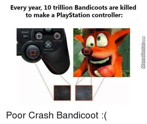 Crash Bandicoot Memes - 25 best memes about crash bandicoot crash bandicoot memes