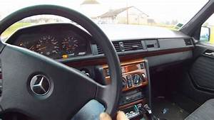 Mercedes 250 D : mercedes 250d 1992 goes to lidl youtube ~ Carolinahurricanesstore.com Idées de Décoration