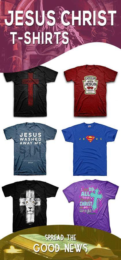 jesus shirts   definitive list
