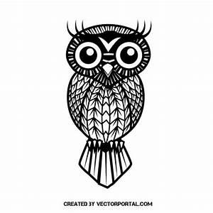 Owl vector image - Download at Vectorportal