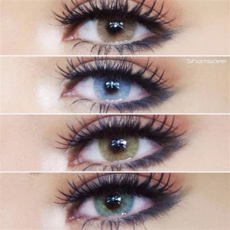 colored contact lenses 31 best colored contacts images on contact