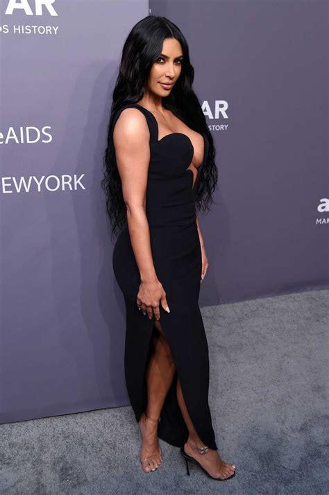 kim kardashian attends  amfar  york gala  cipriani wall street   york city celeb