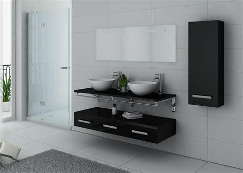 robinet cuisine solde meuble de salle de bain contemporain 2 vasques virtuose