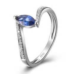 cool wedding rings unique sapphire and engagement ring jewelocean