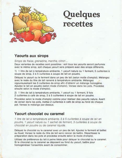 notice de la yaourti 232 re seb 9 pot type 8