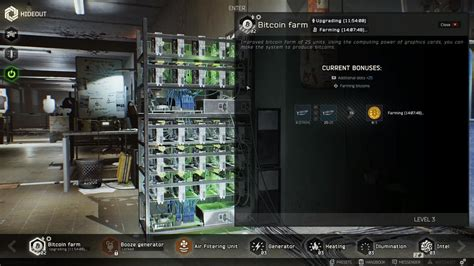 Open and loot every single register 4. The video game, Escape from tarkov allows you to build a ...