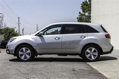 Used 2013 Acura Mdx by Used 2013 Acura Mdx Tech Pkg For Sale 27 999 Atlanta