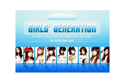 download vidio chocolate love snsd