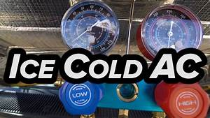 How To Recharge Ac Air Conditioning W   Transair  Ice Cold