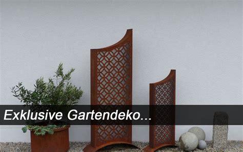 Garten Ideen Exklusiv by Exklusive Gartendeko Tosch Home De