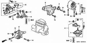 30 Honda Civic Engine Mount Diagram