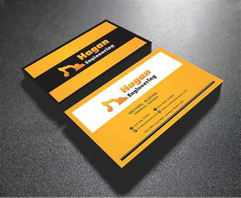 We can help you market your services with: 57 Serious Professional Construction Business Card Designs for a Construction business in United ...