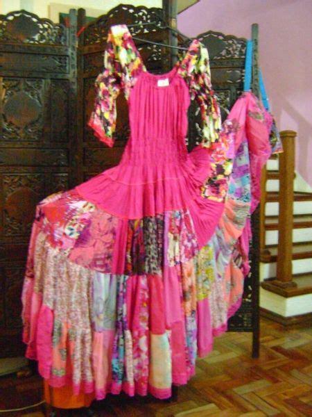 Vestido Cigano - Art's Cigana