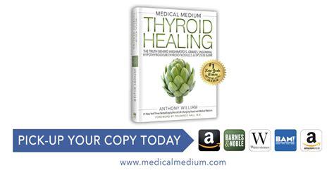 Thyroid Healing (Book) - Medical Medium - Anthony William