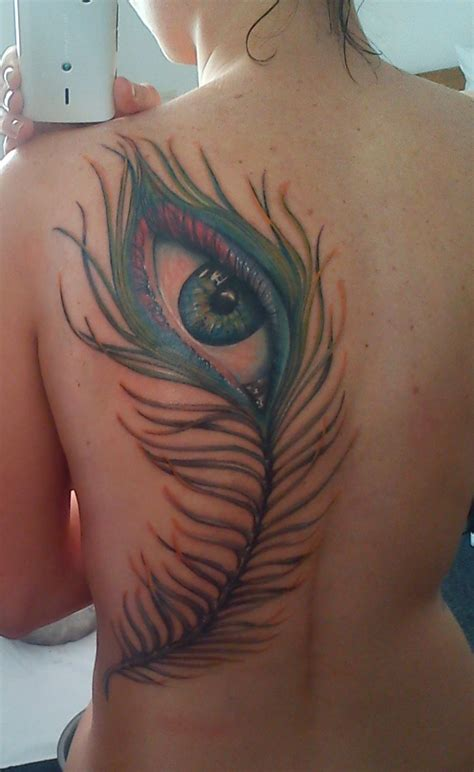 pfauenfeder tattoo bewertungde