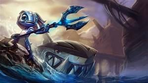Fizz - League Of Legends - WallDevil