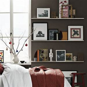 Floating wall shelves decorating ideas utilization of