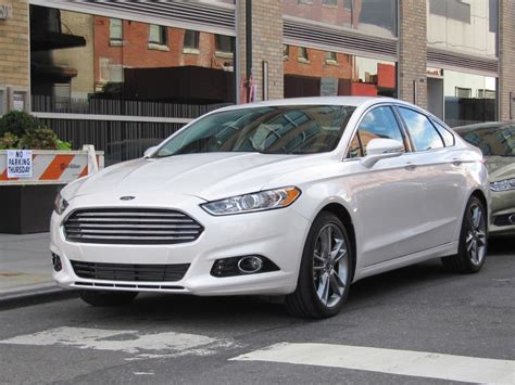Insuring Your Ford Fusion