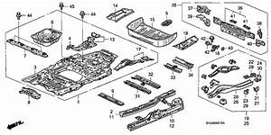27 Honda Odyssey Body Parts Diagram