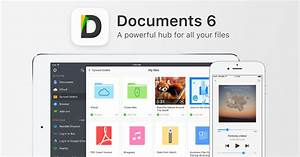readdles documents 6 becomes the hub for all your files With my documents ipad
