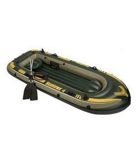 Inflatable Boat Online India by Inflatable Fishing Drifting Boat Boat With 4 Life Jacket