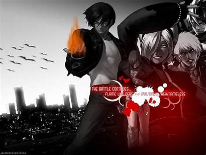 King Fighters Wallpapers Kof Cool Fighter Kyo