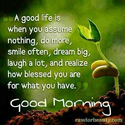 good morning good life pictures   images