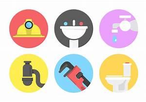 Plumbing Vector Icons - Download Free Vector Art, Stock ...